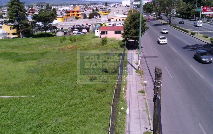 Foto de terreno habitacional en venta en av adolfo lopez mateos, de la veracruz, zinacantepec, estado de méxico, 345324 no 01