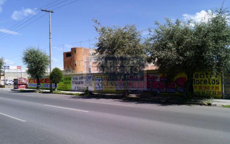 Foto de terreno habitacional en venta en av adolfo lopez mateos, de la veracruz, zinacantepec, estado de méxico, 345325 no 01