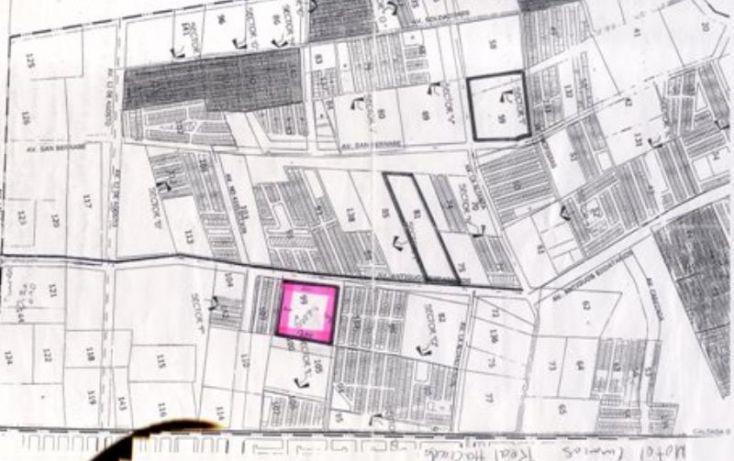 Foto de terreno comercial en venta en av antiguos ejidatarios, san bernabe, monterrey, nuevo león, 2033586 no 06