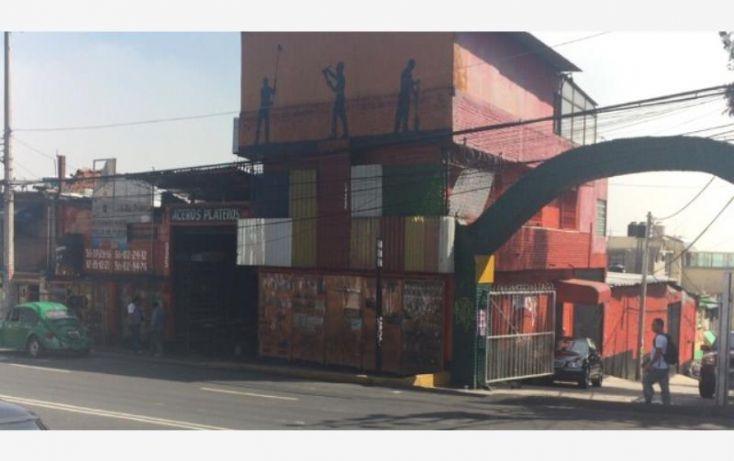 Foto de terreno comercial en venta en av centenario terreno con construcción uso de suelo mixto, merced gómez, álvaro obregón, df, 1583840 no 01