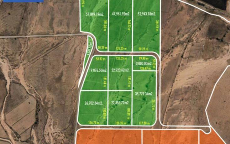 Foto de terreno habitacional en venta en av central parque logistico, zona industrial, san luis potosí, san luis potosí, 1477003 no 02