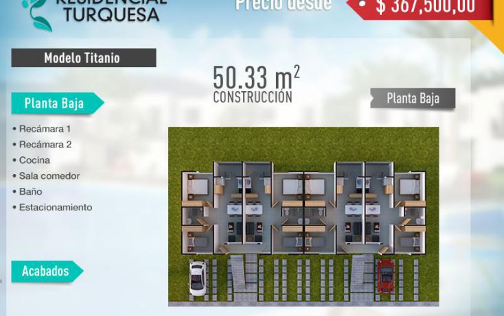 Foto de casa en venta en av chac mool esq av chetumal, bahía real, benito juárez, quintana roo, 1765674 no 02
