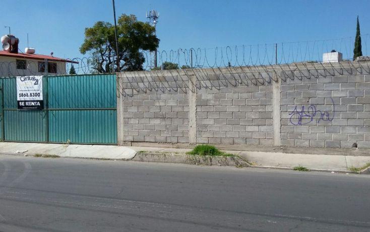 Foto de terreno habitacional en renta en av chapultepec lote 2, san cristóbal, ecatepec de morelos, estado de méxico, 1708046 no 01