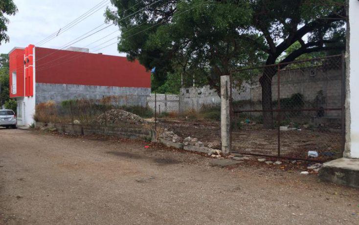Foto de terreno habitacional en venta en av chiapas calle michoacan, plan de ayala, tuxtla gutiérrez, chiapas, 1904486 no 03