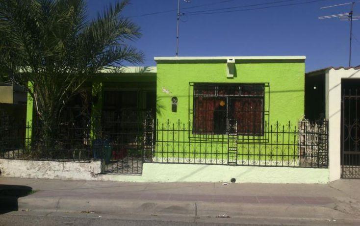 Foto de casa en venta en av cinco 301, jesús garcia, hermosillo, sonora, 1634574 no 01