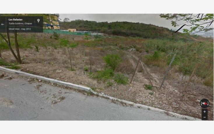 Foto de terreno habitacional en venta en av cipres las galaxias, belisario domínguez, tuxtla gutiérrez, chiapas, 794073 no 01