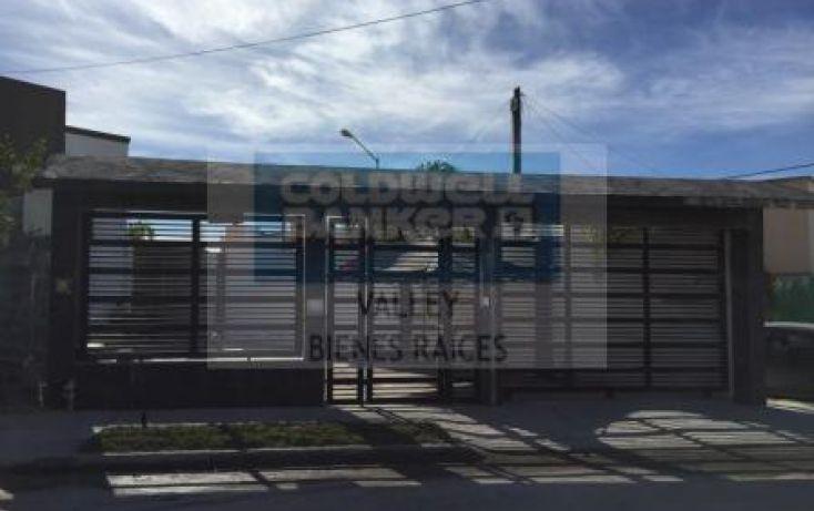 Foto de casa en venta en av ciudad de mexico 501, campestre itavu, reynosa, tamaulipas, 742217 no 01