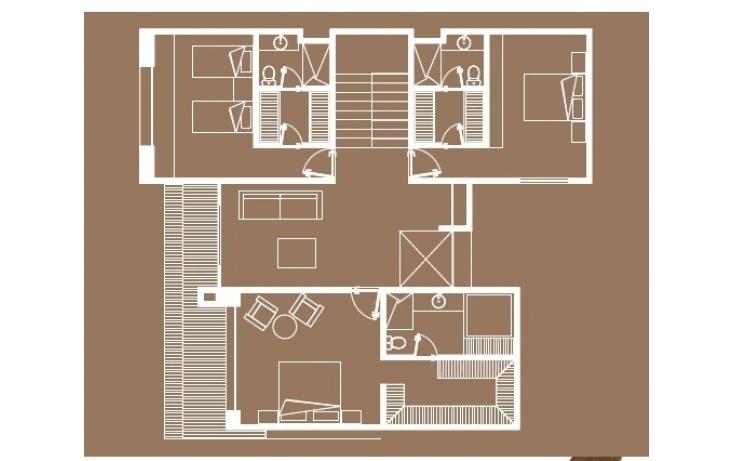 Foto de casa en condominio en venta en av club de golf lomas, lomas country club, huixquilucan, estado de méxico, 506734 no 04