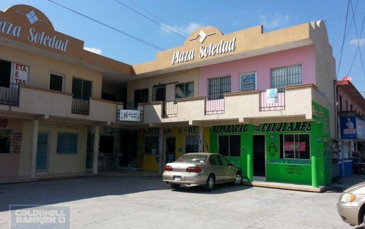 Foto de edificio en venta en av constituyentes 112, la paz, matamoros, tamaulipas, 1654139 no 02