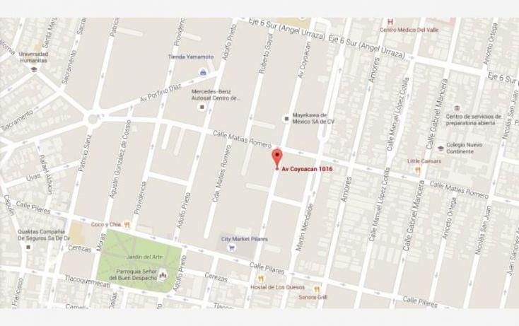 Foto de edificio en venta en av coyoacan 1000, del valle centro, benito juárez, df, 1568332 no 02