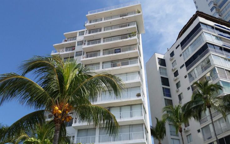 Foto de departamento en venta en av cristobal colón 195 depto8, costa azul, acapulco de juárez, guerrero, 1712942 no 01