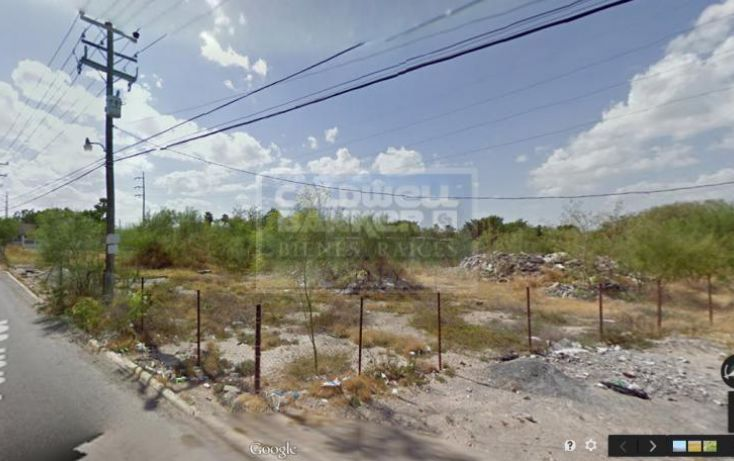 Foto de terreno habitacional en venta en av cuarta esq cuahutemoc, hidalgo, reynosa, tamaulipas, 589943 no 01