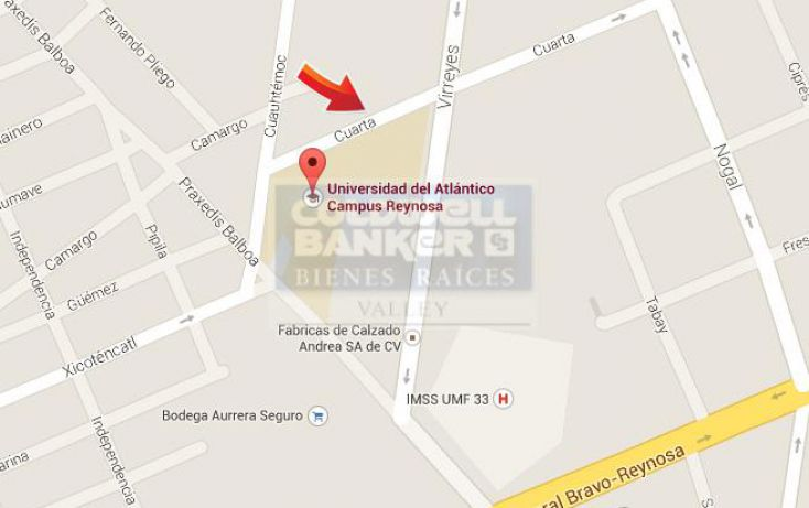Foto de terreno habitacional en venta en av cuarta esq cuahutemoc, hidalgo, reynosa, tamaulipas, 589943 no 06