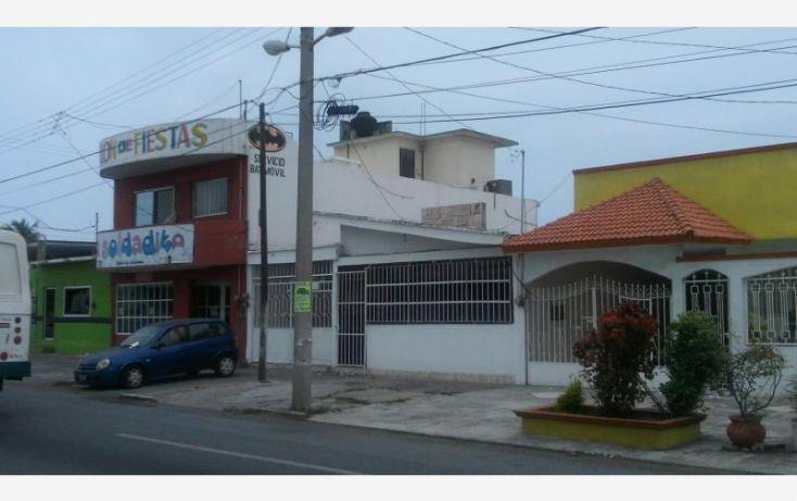 Foto de casa en venta en av cuauhtemoc 624, los pinos, las choapas, veracruz, 1585546 no 01