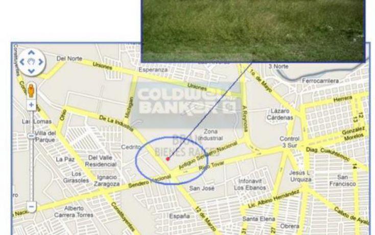 Foto de terreno habitacional en venta en av de la industria manzana 49 lote 1, quinta moros, matamoros, tamaulipas, 1487677 no 06