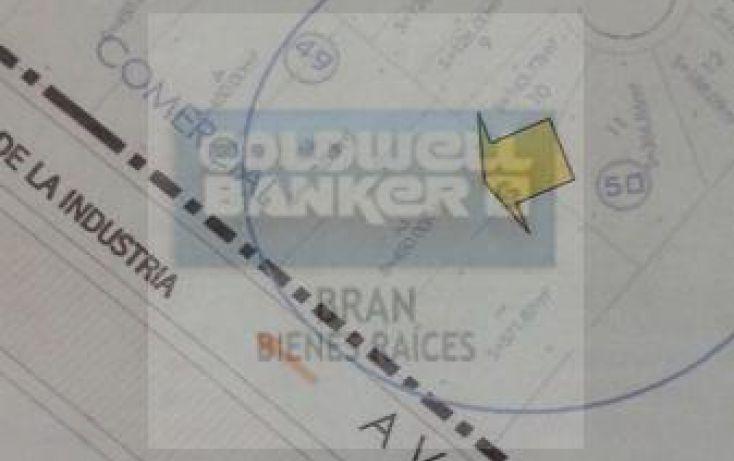 Foto de terreno habitacional en venta en av de la industria manzana 49 lote 1, quinta moros, matamoros, tamaulipas, 1487677 no 07