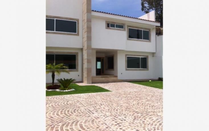 Foto de casa en renta en av de la rica 1, azteca, querétaro, querétaro, 507799 no 01