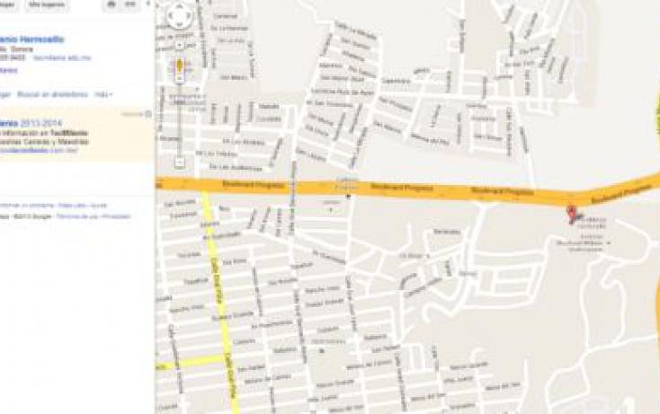 Foto de terreno habitacional en venta en av de las vistas sur, hermosillo centro, hermosillo, sonora, 287406 no 02