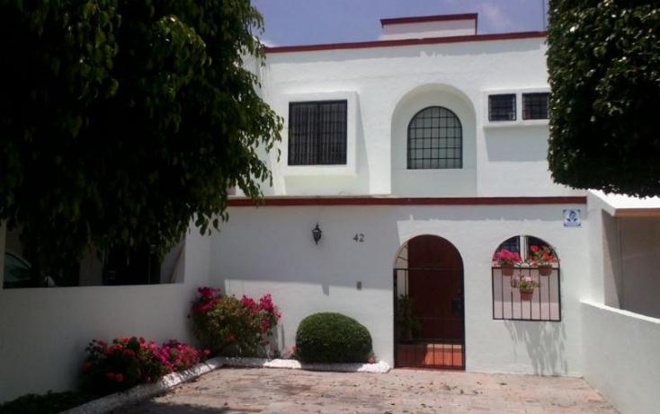 Foto de casa en venta en av del  parque 121, conjunto terranova, querétaro, querétaro, 397555 no 01