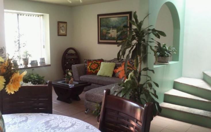Foto de casa en venta en av del  parque 121, conjunto terranova, querétaro, querétaro, 397555 no 02
