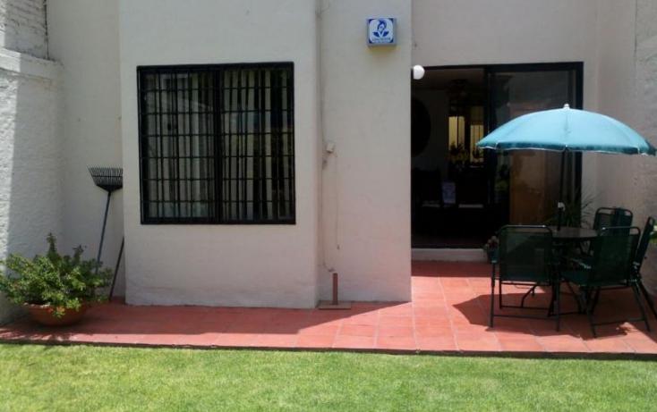 Foto de casa en venta en av del  parque 121, conjunto terranova, querétaro, querétaro, 397555 no 15