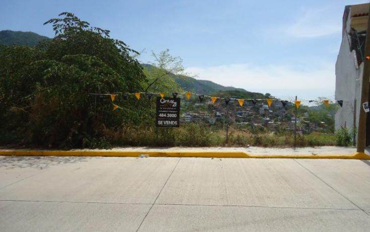 Foto de terreno habitacional en venta en av del bajío 47, hornos insurgentes, acapulco de juárez, guerrero, 407045 no 01