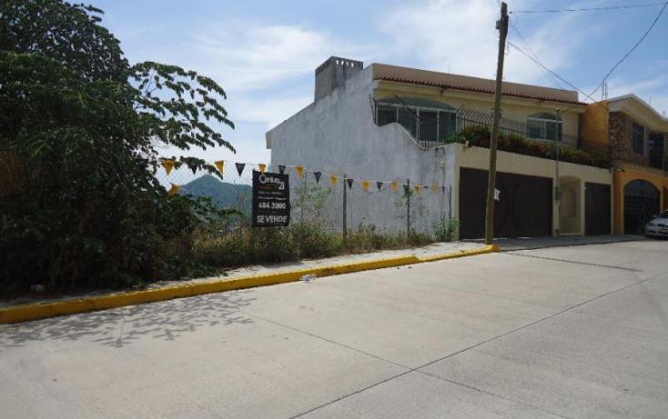 Foto de terreno habitacional en venta en av del bajío 47, hornos insurgentes, acapulco de juárez, guerrero, 407045 no 02