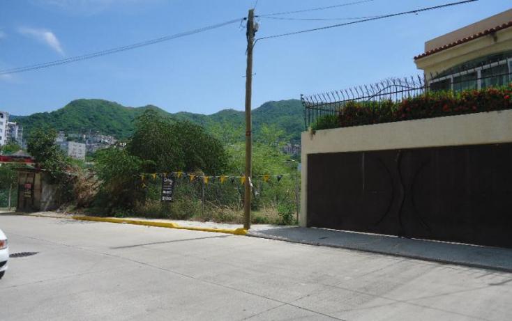 Foto de terreno habitacional en venta en av del bajío 47, hornos insurgentes, acapulco de juárez, guerrero, 407045 no 03