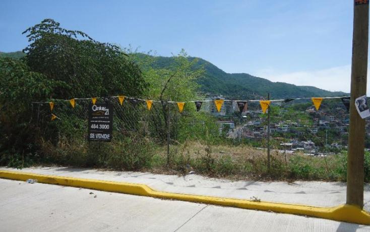 Foto de terreno habitacional en venta en av del bajío 47, hornos insurgentes, acapulco de juárez, guerrero, 407045 no 05