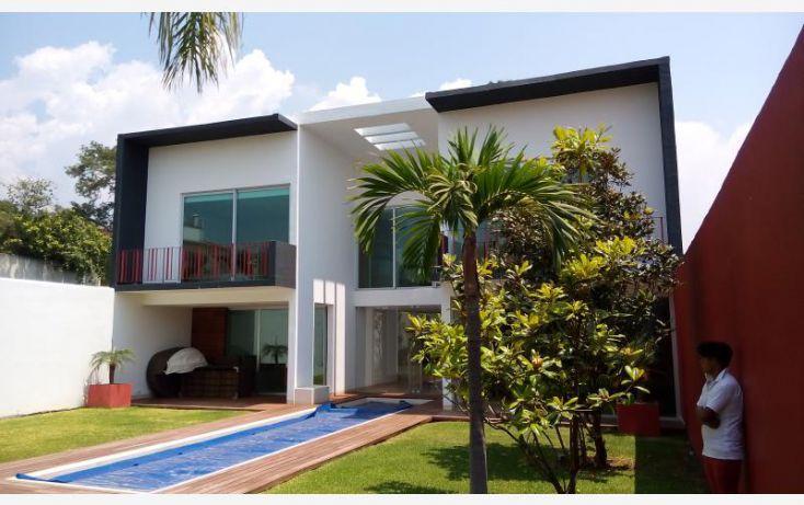 Foto de casa en venta en av del bosque 63, ahuatlán tzompantle, cuernavaca, morelos, 1903340 no 01