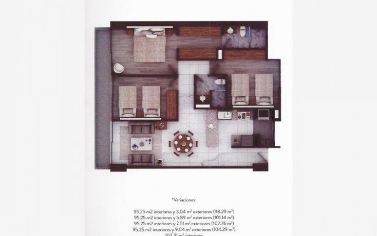 Foto de departamento en venta en av del castillo 205, alta vista, san andrés cholula, puebla, 1567726 no 07