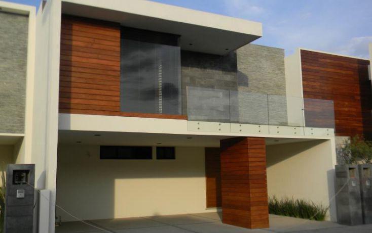 Foto de casa en venta en av del jaguey 1630, san bernardino tlaxcalancingo, san andrés cholula, puebla, 1569196 no 01