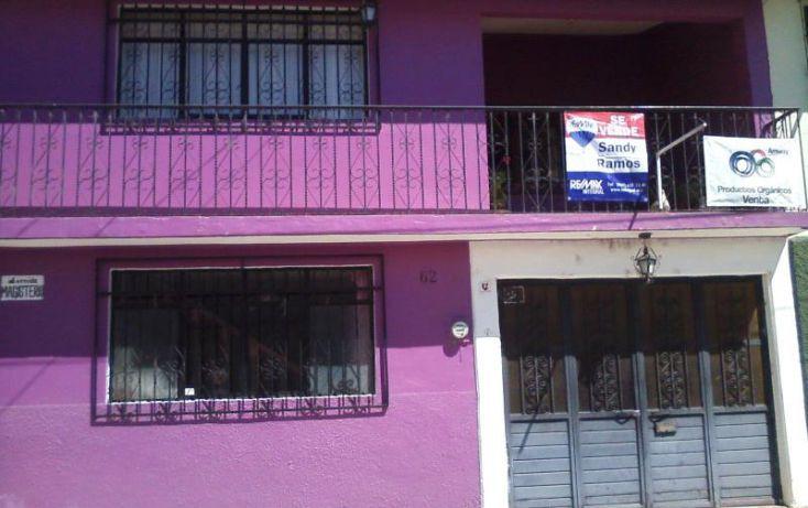 Foto de casa en venta en av del magisterio 62, 14 de septiembre, san cristóbal de las casas, chiapas, 1849218 no 01