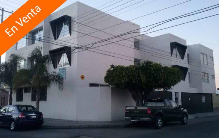 Foto de departamento en venta en av del trabajo 270, burócrata, san luis potosí, san luis potosí, 953147 no 01