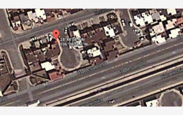 Foto de casa en venta en av desarrollo 201, campestre las carolinas, chihuahua, chihuahua, 1978432 no 01