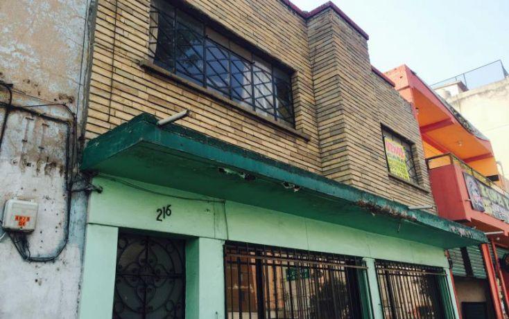 Foto de casa en venta en av eje guerrero 333, buenavista, cuauhtémoc, df, 1730592 no 01
