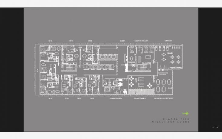 Foto de departamento en venta en av ejercito nacional 453, granada, miguel hidalgo, df, 1687278 no 05