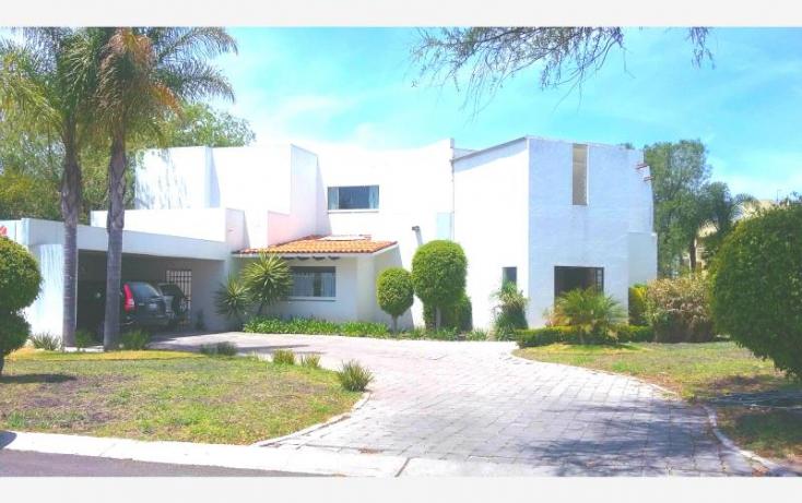 Foto de casa en venta en av el campanario 100, bolaños, querétaro, querétaro, 856089 no 01