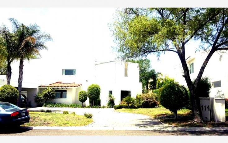Foto de casa en venta en av el campanario 100, bolaños, querétaro, querétaro, 856089 no 11