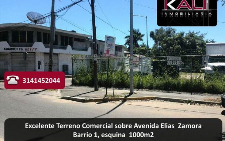 Foto de terreno comercial en venta en av elías zamora verduzco 110, valle de las garzas, manzanillo, colima, 966779 no 03