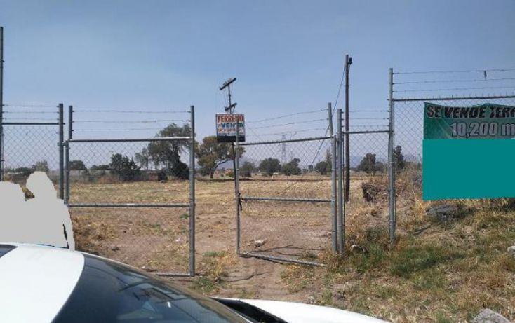 Foto de terreno comercial en venta en av emiliano zapata 1, el xolache i, texcoco, estado de méxico, 1763376 no 01
