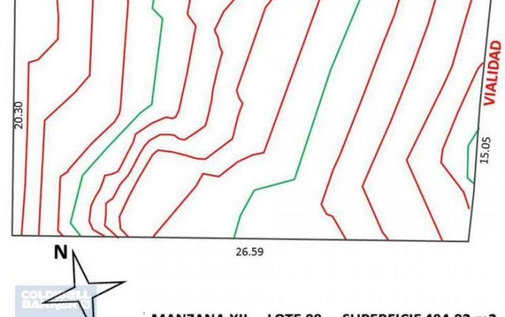 Foto de terreno habitacional en venta en av emilio gustavo baz, independencia, naucalpan de juárez, estado de méxico, 1654561 no 07