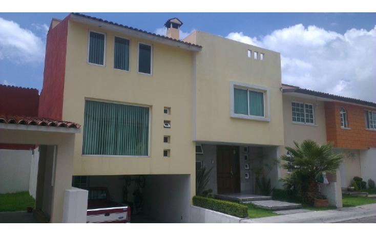 Foto de casa en condominio en venta en av estado de méxico, santiaguito, metepec, estado de méxico, 597685 no 01