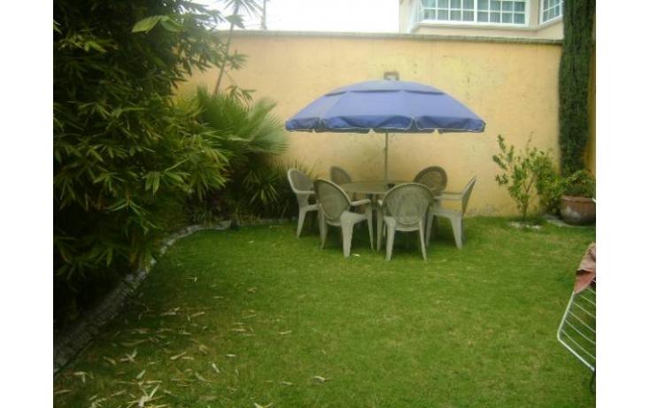 Foto de casa en condominio en venta en av estado de méxico, santiaguito, metepec, estado de méxico, 597685 no 12