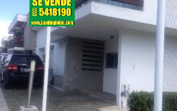Foto de casa en condominio en venta en av estado de mexico, santiaguito, metepec, estado de méxico, 890117 no 01