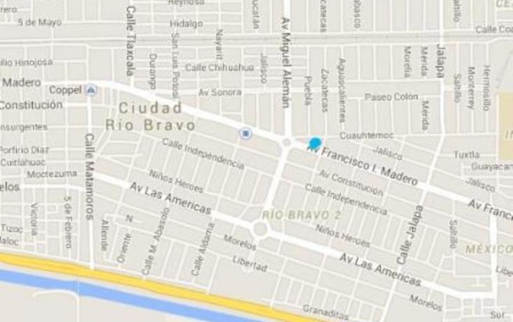 Foto de bodega en venta en av fracisco i madero, rio bravo centro, río bravo, tamaulipas, 755569 no 04