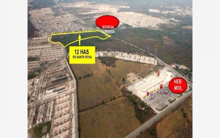 Foto de terreno comercial en renta en av gaseoducto, santa rosa, apodaca, nuevo león, 1543250 no 02