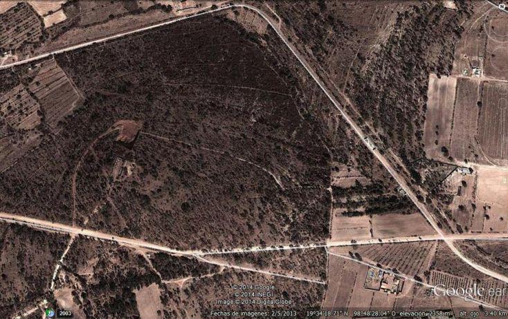 Foto de terreno habitacional en venta en av gasoducto sn, la concepción jolalpan, tepetlaoxtoc, estado de méxico, 1037389 no 01