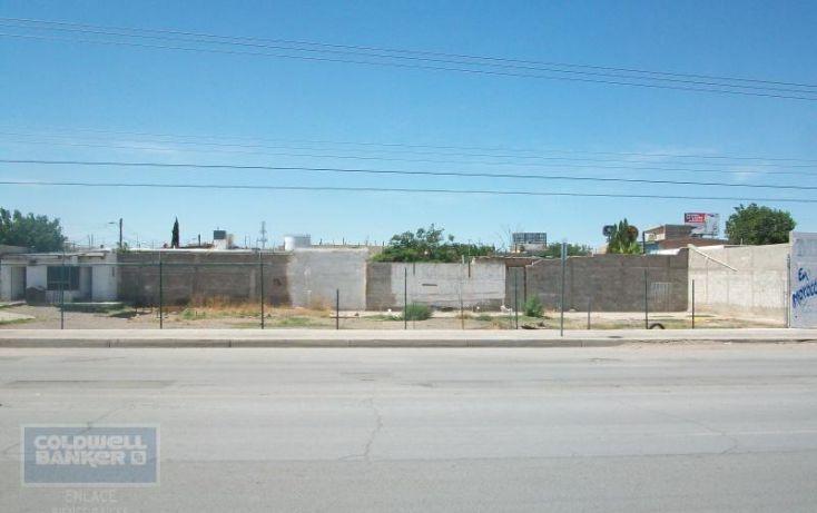 Foto de terreno habitacional en venta en av granjero, pie de casa el granjero, juárez, chihuahua, 1831395 no 01