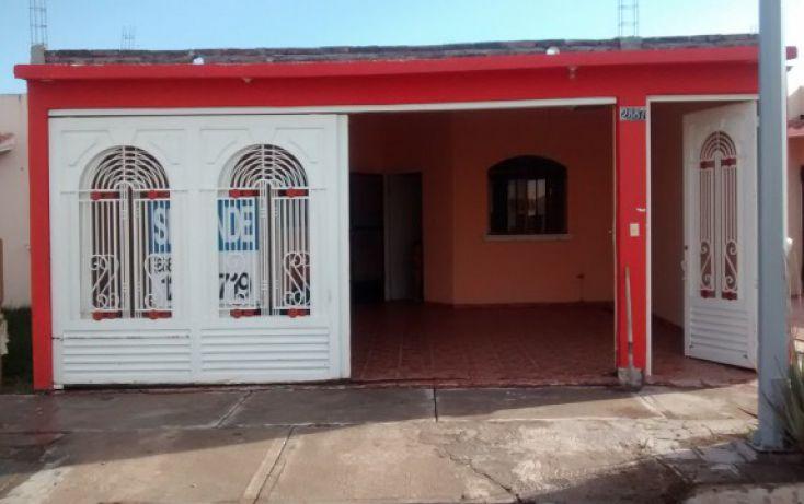 Foto de casa en venta en av hidalgo 2887, bosques del pedregal, ahome, sinaloa, 1716880 no 01